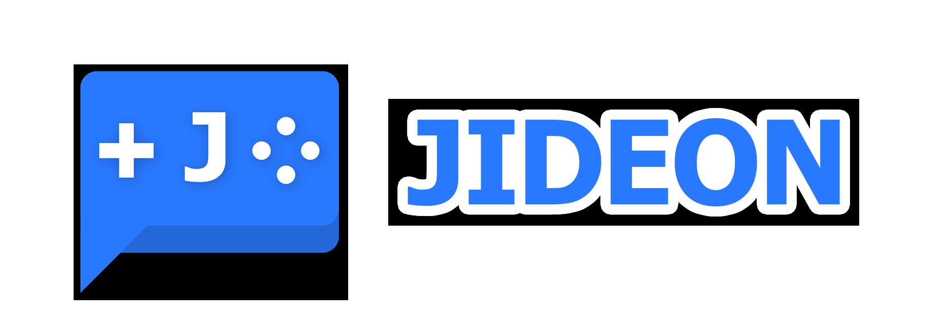 Logo de Jideon