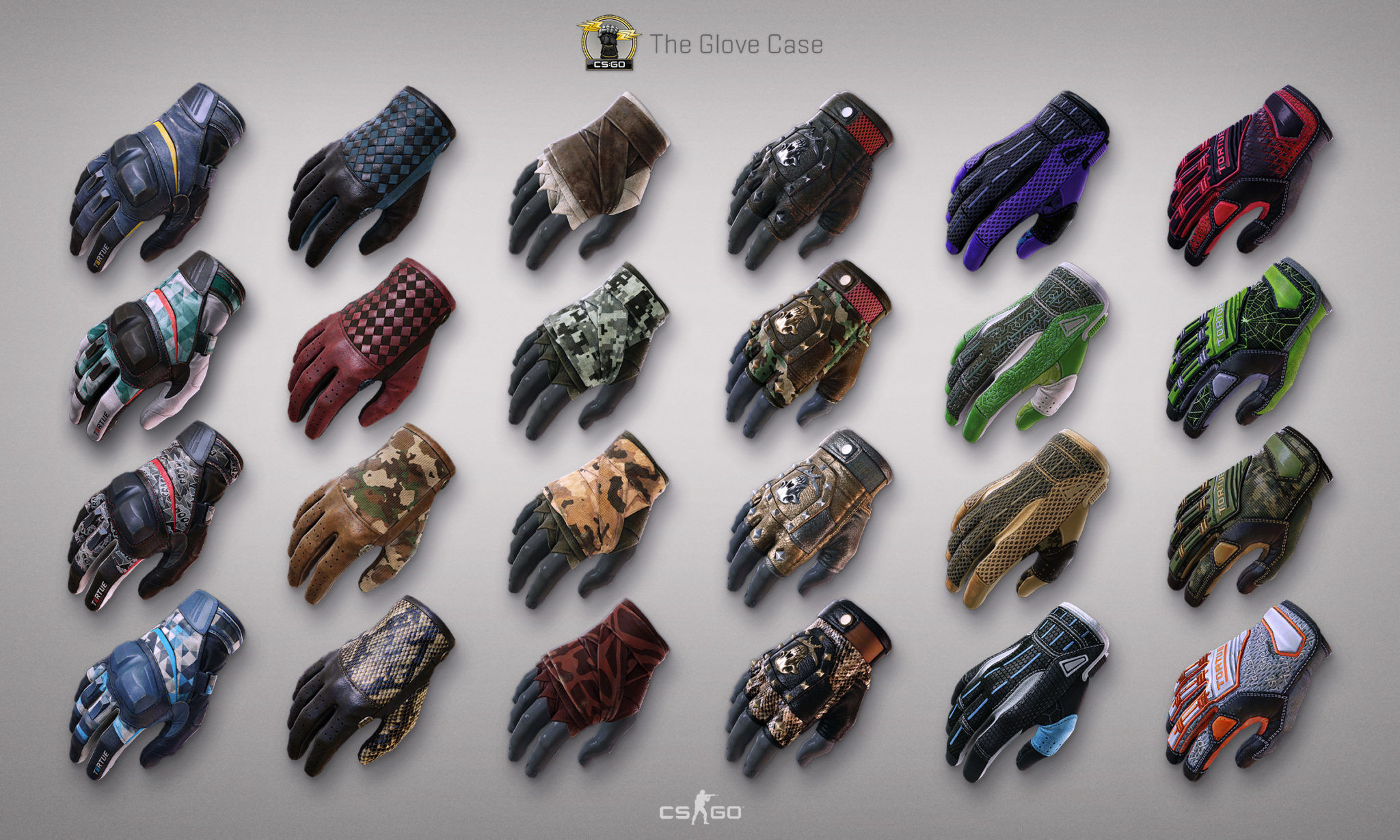 skin gants csgo