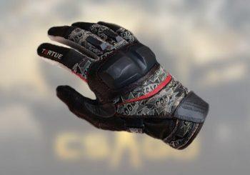 Des skins de gants sur CS:GO - Nouveaux items en jeu