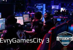 EvryGamesCity 3 - Première journée