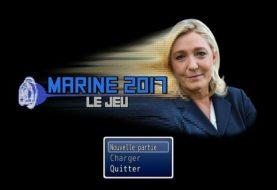 Le jeu vidéo de Marine Le Pen pour les présidentielles - Marine 2017 : Le Jeu