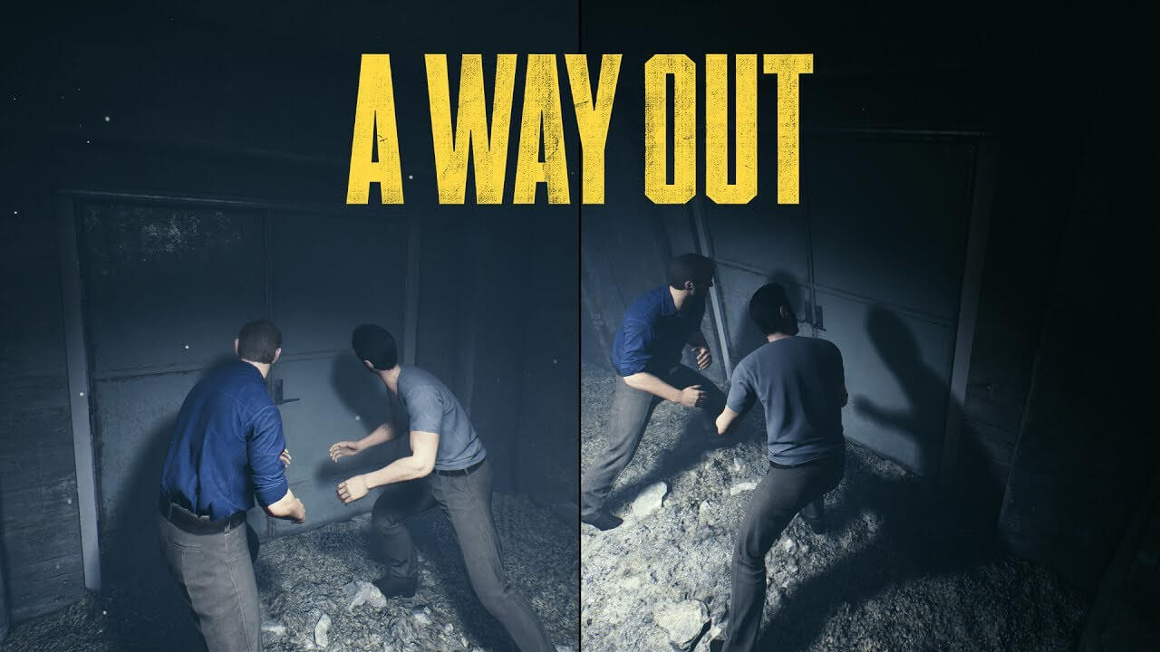a way out jeu video à E3 2017