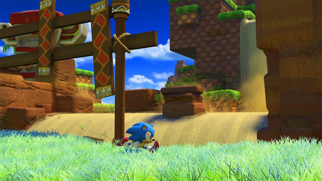 Sonic Force screen shot