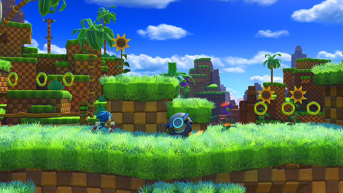 Sonic Force screenshot