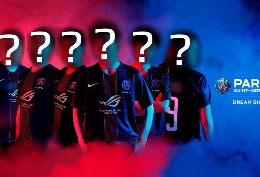 Le PSG eSports Recrute Deux Nouveaux Joueurs