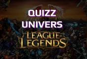 QUIZZ : Connaissez-vous l'univers de League of Legends ?