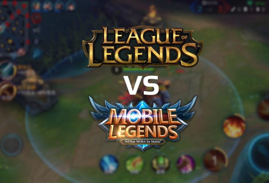 Riot porte plainte contre Mobile Legends pour plagiat !