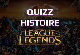Connaissez-vous l'histoire des Champions League of Legends ?