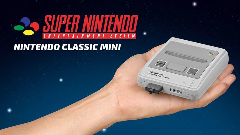 Mini Super Nintendo – Date de sortie, liste des jeux …