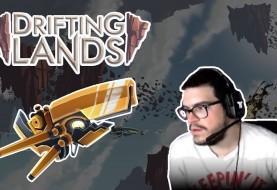 DRIFTING LANDS - En mode SHMUP ! SatanPorte