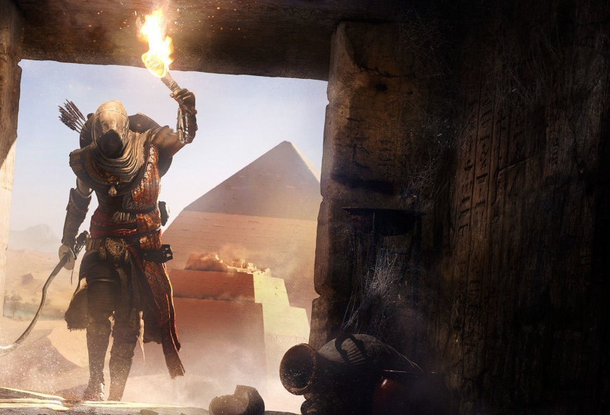 Assassin's Creed Origins : Le mode New Game + est confirmé