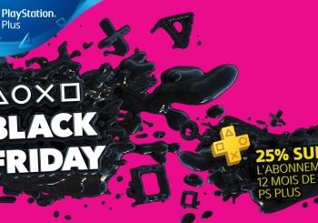PlayStation : le Black Friday est arrivé !