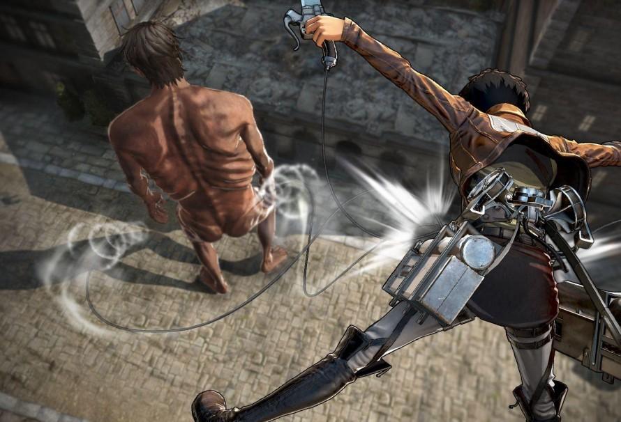 Attack on Titan 2 : Le jeu est de retour