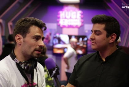 INTERVIEW - Huge Bang Bang - PGW 2017