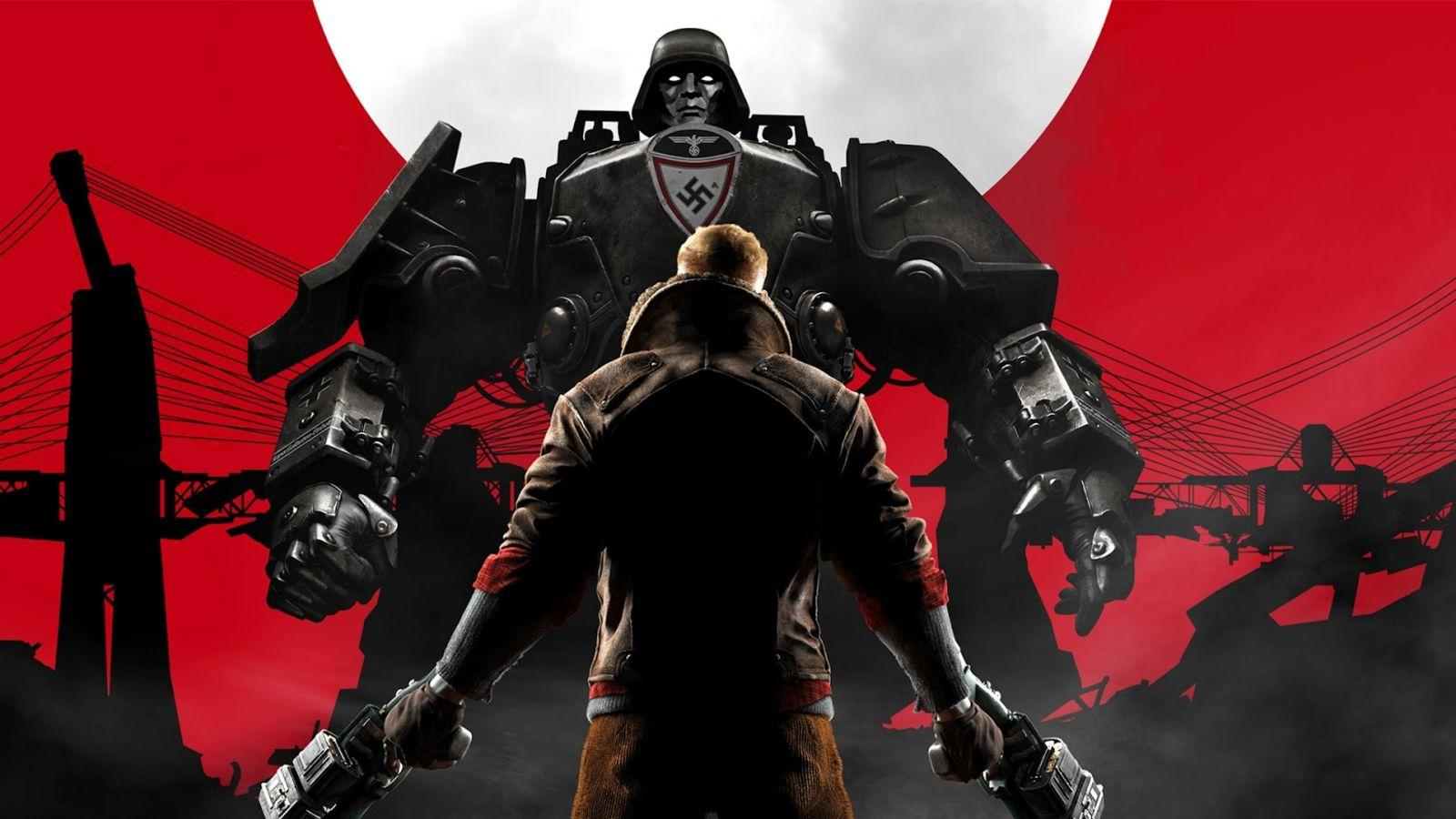 test wolfenstein 2 the new colossus