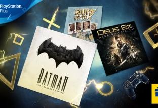 PlayStation Plus : Les jeux gratuits de janvier 2018