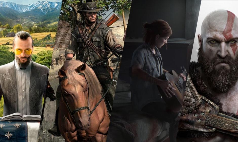 Sondage : Quels jeux attendez vous pour 2018 ?
