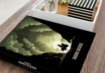 Sony : Un concours artistique pour la sortie de Shadow Of The Colossus sur PS4