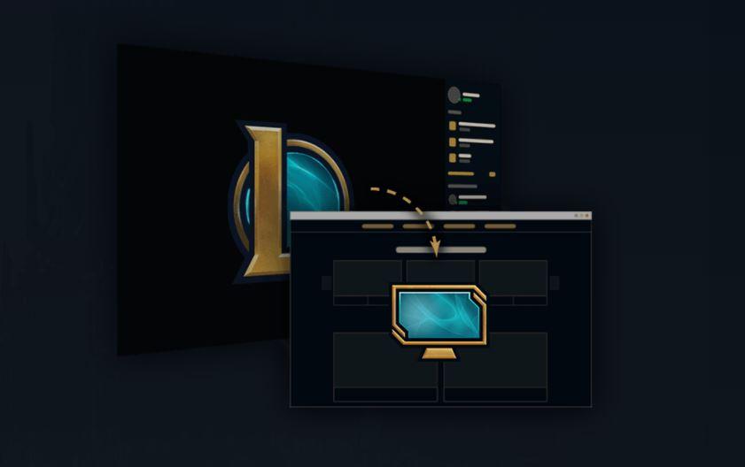 League Display : L'application de fond d'écran LoL par Riot