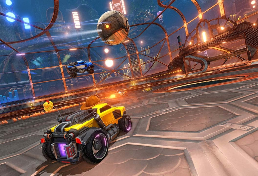 Rocket League : Une fonction crossplay en approche