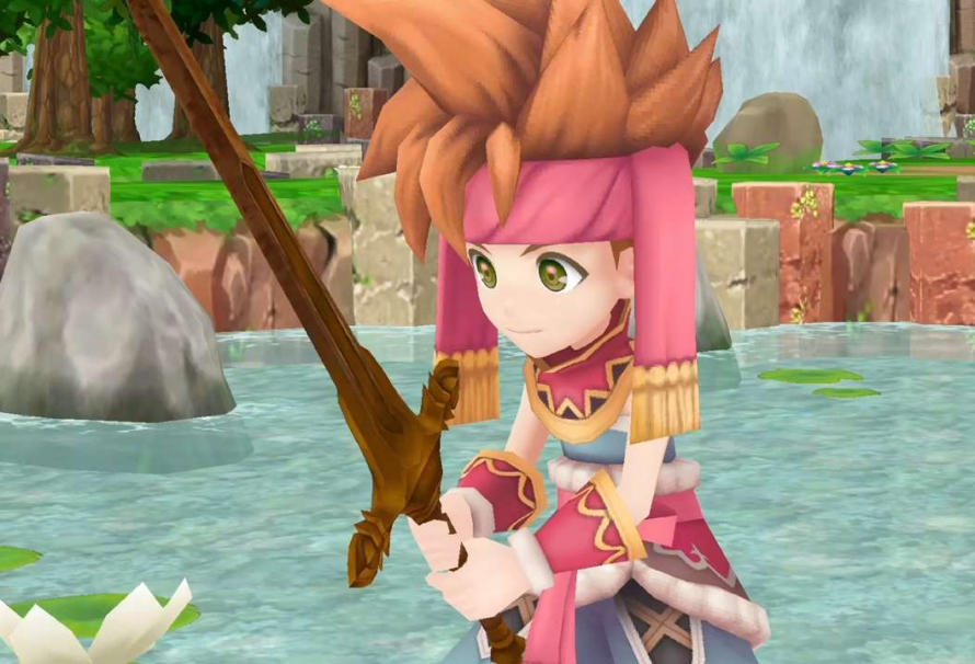 Secret Of Mana : Une sortie sur Switch possible ?