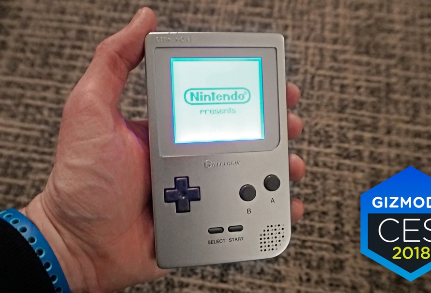 Ultra GameBoy : La GameBoy sur le point de ressusciter ?