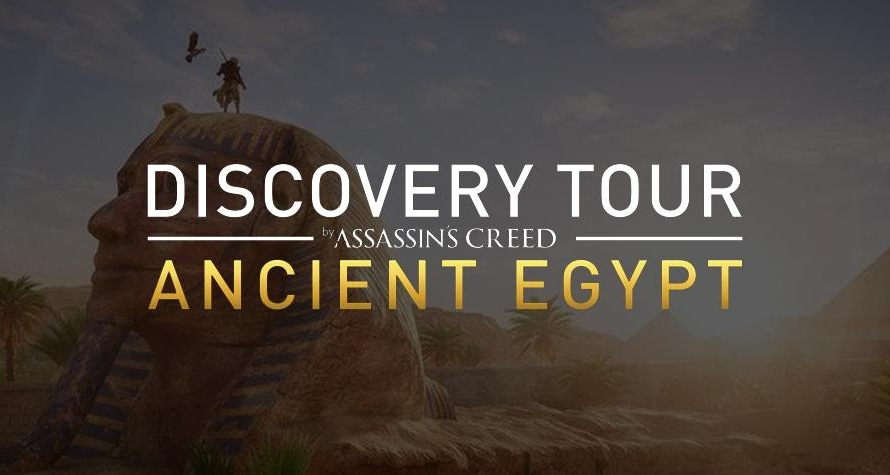 Assassin's creed origins : Trailer du Discovery tour