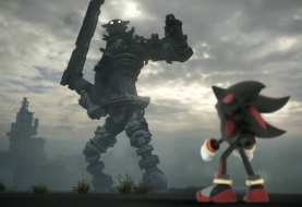 Shadow of the colossus : Une fanfiction avec Sonic ?