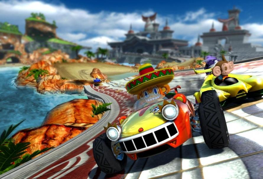 Sonic and Sega All-Stars Racing : les rumeurs et nouveau jeu !