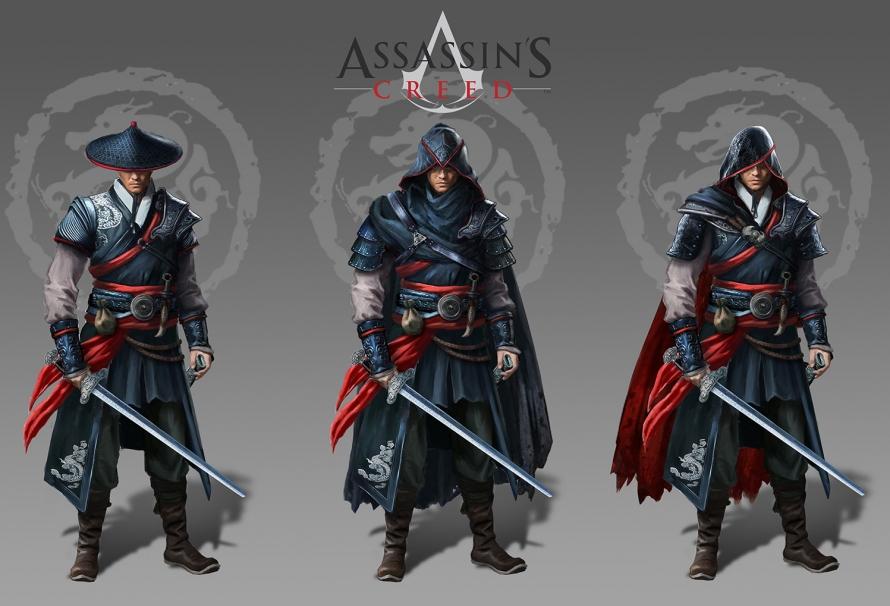 Le prochain opus nous emmènerait-il en Asie — Assassin's Creed dynasty