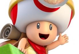 Nintendo : Une révélation officielle sur Toad