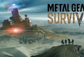 Metal Gear Survive : Passage en caisse s'il vous plaît