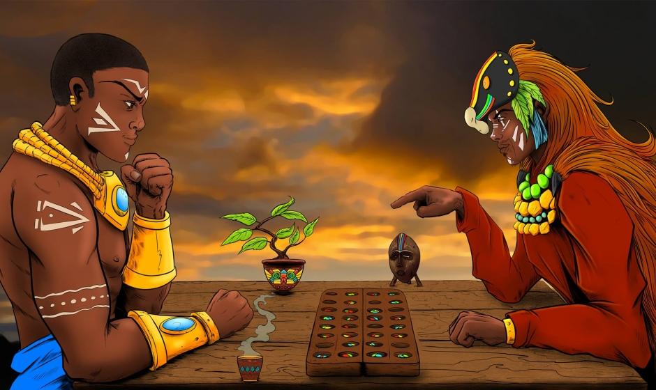 Kissoro Tribal Game : Faire rayonner l'Afrique dans le jeu vidéo !