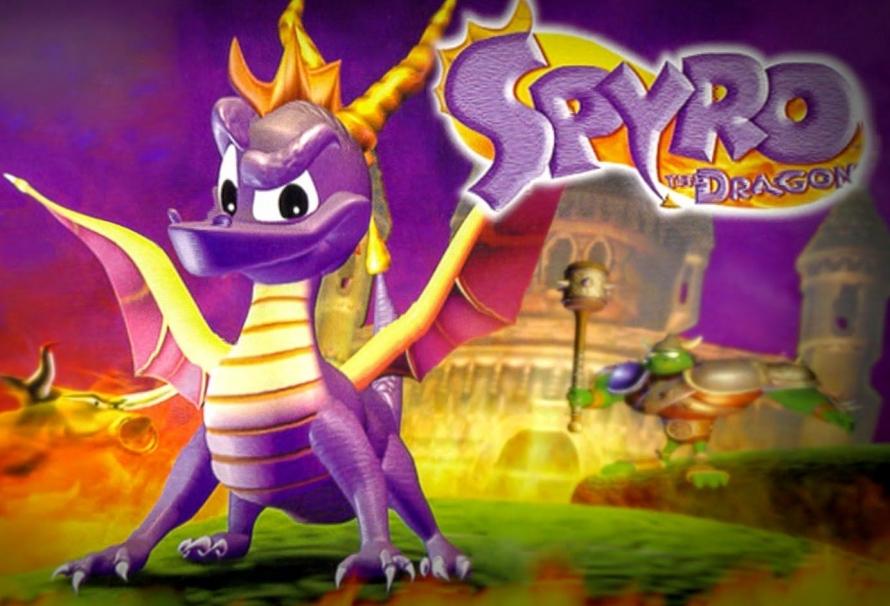 Spyro le dragon : le retour sur ps4, rumeurs ?