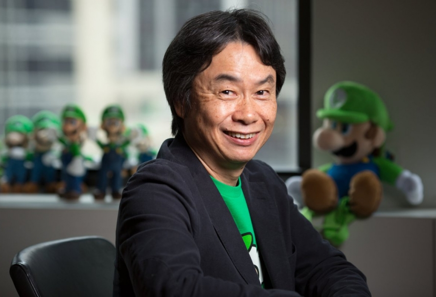 Nintendo Switch : Shigeru Miyamoto nous fait quelques confidences
