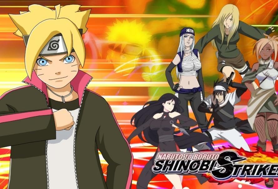 Naruto to Boruto Shinobi Striker : Une nouvelle bêta ouverte en préparation
