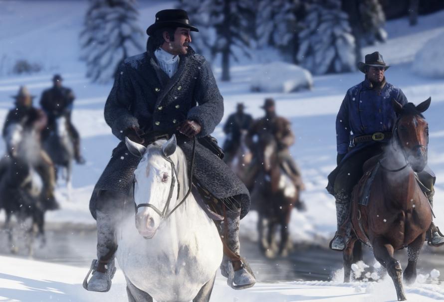 Rockstar: Read Dead Redemption 2 sortira le …