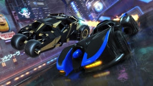 Rocket League Batman