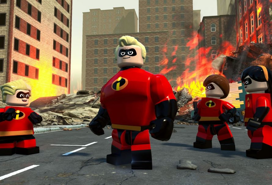 LEGO Les Indestructibles sortira cette année !