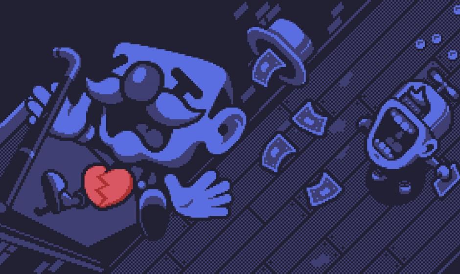 Boo ! Greedy Kid [TEST]