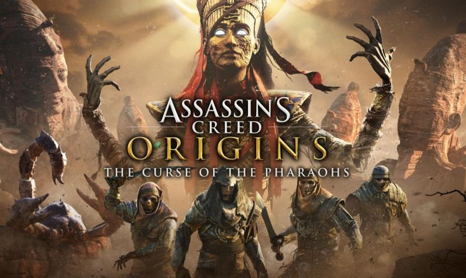 Assassin's Creed Origins : Trailer du nouveau DLC