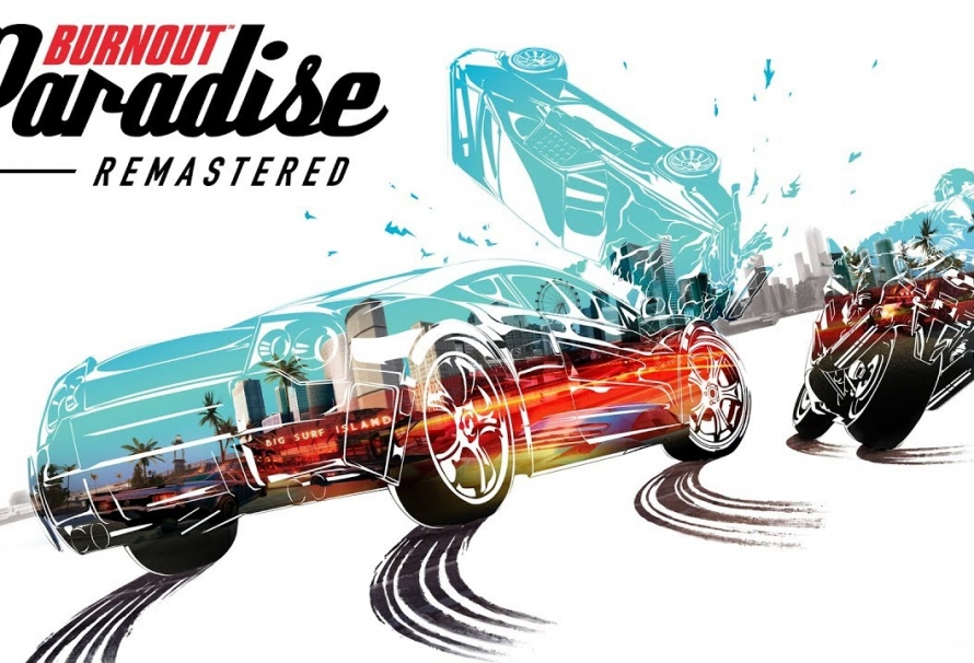 Burnout Paradise Remastered fait chauffer la gomme