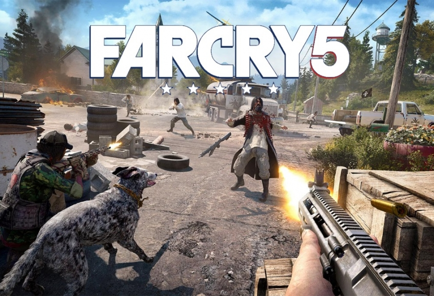Far Cry 5 : 25 heures de balade intensive