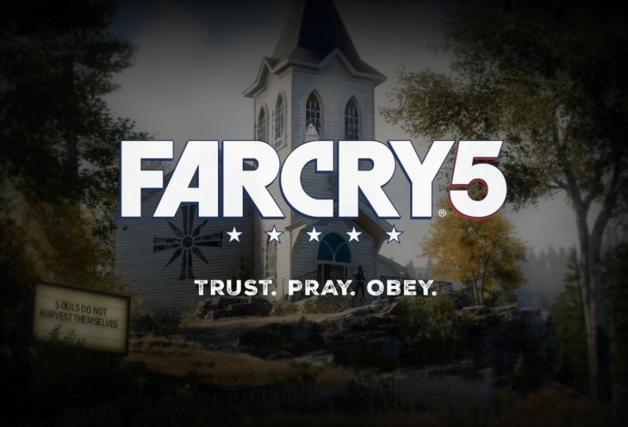 Far Cry 5 : It's a Prank