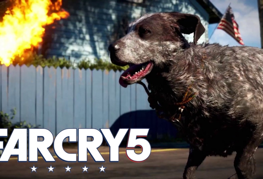 Far Cry 5 : Un trailer wouf