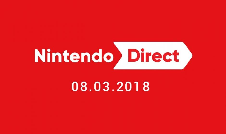 Nintendo Direct : 8 mars, on vous dit tout !
