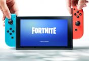 Fortnite vient de sortir sur Switch !