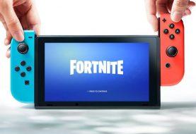 Fortnite vient de sortir sur Switch !