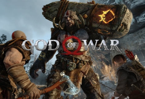 God Of War : 15 minutes de Gameplay
