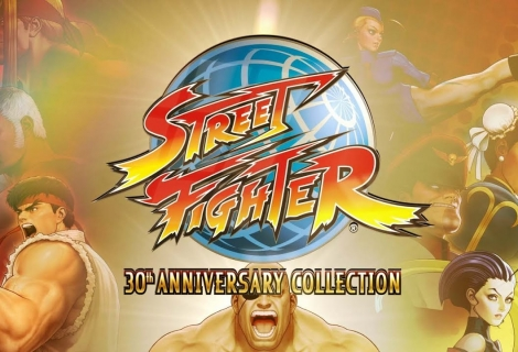 Street Fighter 30th Anniversary collection : la date de sortie !